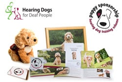 Guide Dogs Sponsor a Puppy Gift Pack